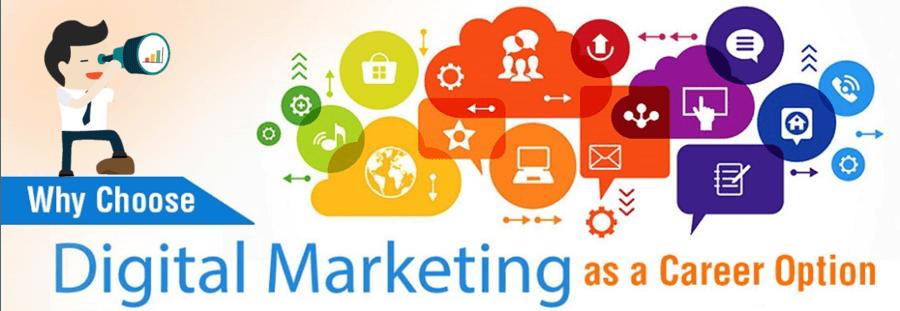 Digital Marketing as a career option ACTE