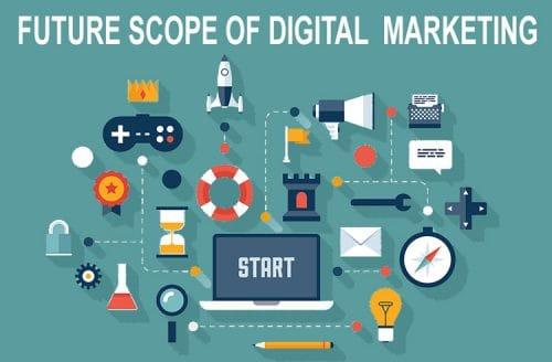 future scope of digital marketing ACTE