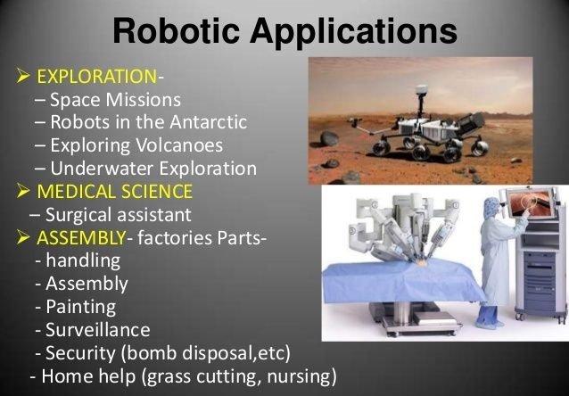 Robotic-applications